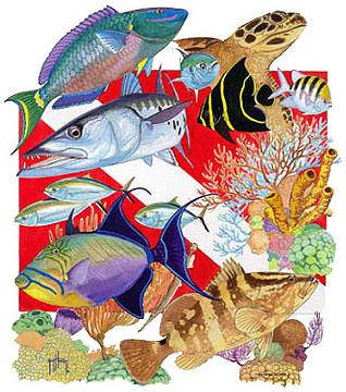 dive-fish
